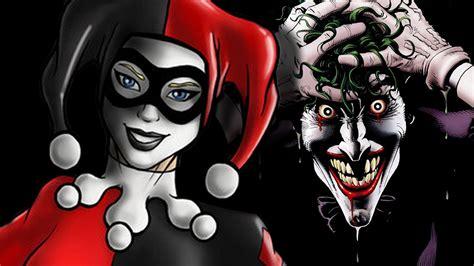 Harley Quinn Animated Wallpaper - joker and harley quinn wallpaper 72 yese69 4k