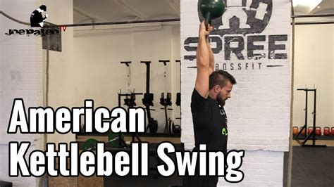 kettlebell swing american tonygentilcore tennis injury elbow