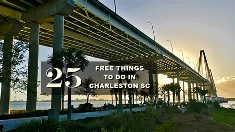 Places To Go In Charleston Sc At Night