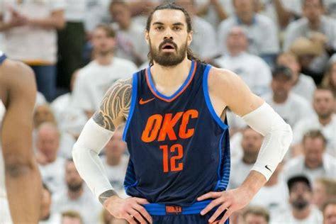 Thunder trade Steven Adams to Pelicans   TalkBasket.net