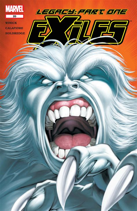 Exiles (2001) #20 | Comic Issues | Marvel