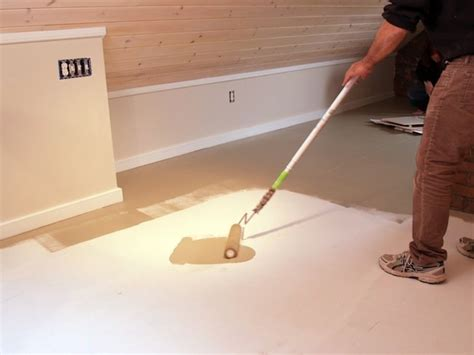 garage floor paint on plywood painted plywood floors bob vila
