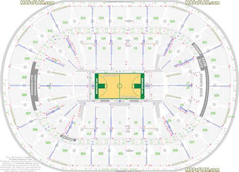 boston celtics seating chart 2010 11 new season tickets