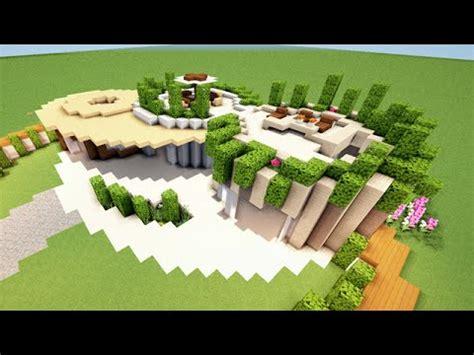 minecraft tuto comment faire une maison moderne tres originale