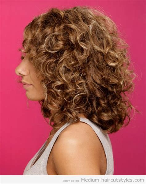 curly hair styles pictures medium wavy hairstyles 2014 search 8709