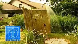 Dusche Für Garten : video garten dusche mit granitsteinen und zierkies anlegen f r die schnelle abk hlung im garten ~ Markanthonyermac.com Haus und Dekorationen