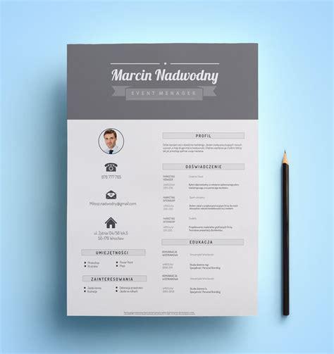 professional resume design follow us on etsy