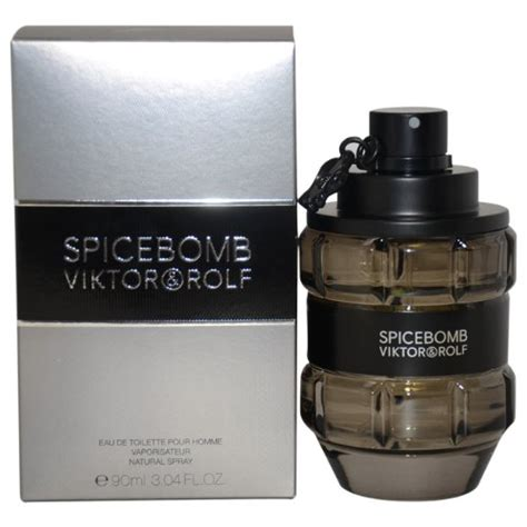 best reviews of viktor rolf spicebomb eau de toilette spray for 3 04 ounce perfume for