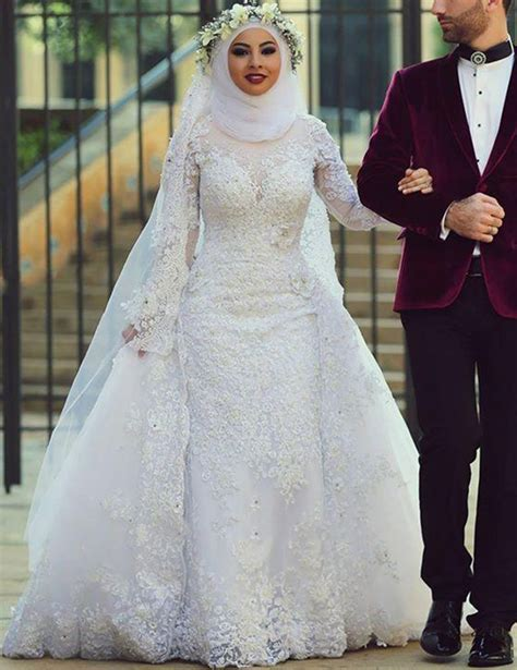 Muslim Wedding Dresses - Bridesmaid Dresses