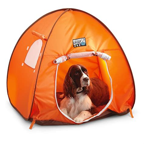 wag 39 n crate 39 n tent portable pet tent 211310 kennels