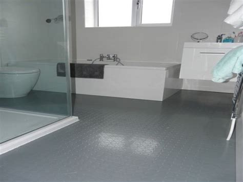 Rubber Floor Tiles For Bathrooms by Various Color Of Rubber Bathroom Flooring To Beautify Your