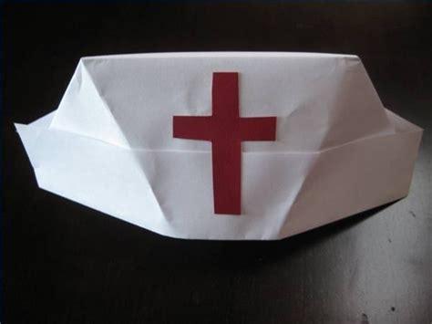 fold  nurses hat  pictures ehow