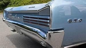1966 Pontiac Gto Hardtop