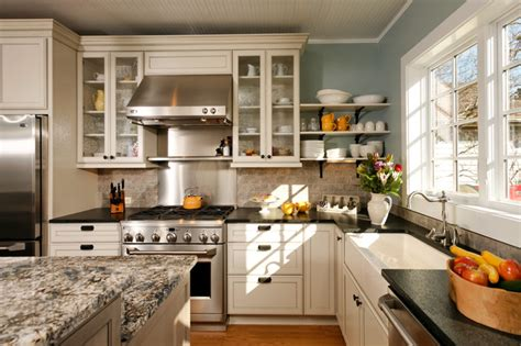 """modern"" Country Kitchen  Traditional  Kitchen Dc"