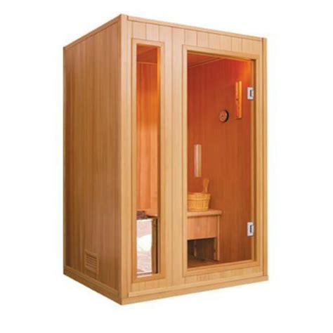 2 mann sauna baldwin 2 person traditional sauna hl200sn the home depot