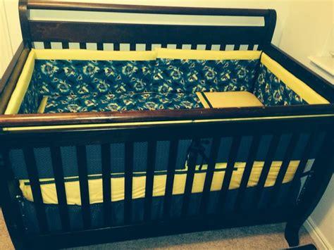 homemade batman bedding superhero s nursery if i ever