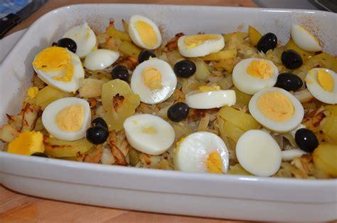 recette cuisine portugaise morue à la portugaise morue a gomes de sa sevencuisine