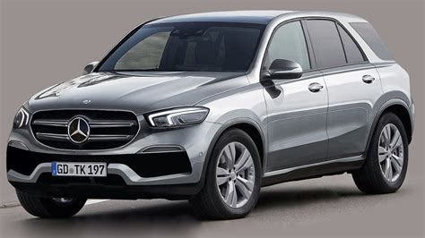 Pictures Of 2019 Mercedes by 2019 Mercedes Glb Hd Picture New Autocar Release