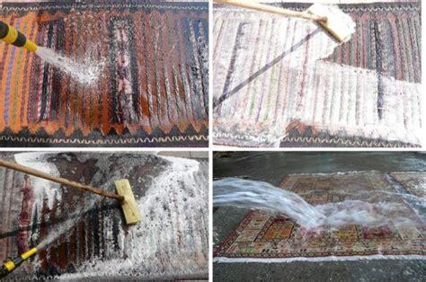 pulire i tappeti in casa come pulire un tappeto persiano mondofamiglia