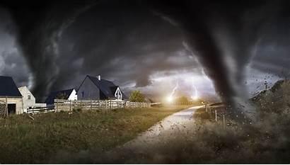 Tornadoes Formation Defensive Storms Damage Measures Tornado