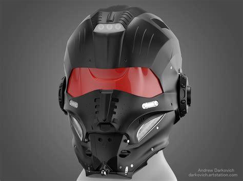 Badass Helmet Concepts