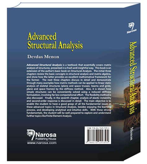 advanced structural analysis book  devdas menon
