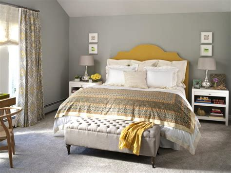 Bedroom Makeover : Contemporary Master Bedroom Makeover