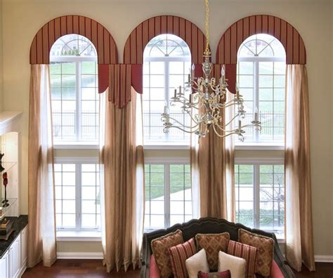 17 best images about arched window treatments on