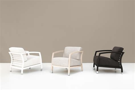Stua Armchair With Wooden Frame Malena