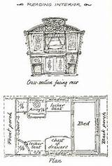 Gypsy Wagon Vardo Reading Caravan Plans Tiny Interior Trailer Modern Culture Irish Folki Journey English History Gypsies Floor Soul sketch template