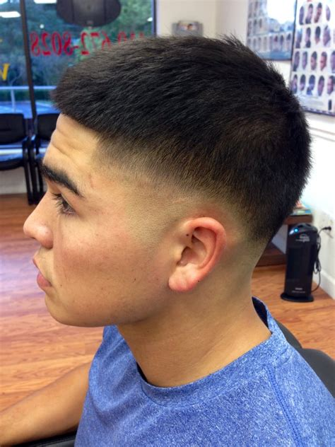 Low Skin Fades With Straight Razor Shaves Yelp
