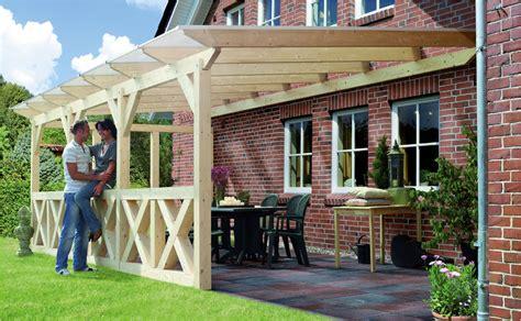 construire une toiture pour terrasses chez hornbach suisse