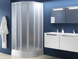 Duschkabine 175 Cm Hoch : duschkabine viertelkreis schiebet r 90 x 90 x 170 cm ~ Michelbontemps.com Haus und Dekorationen