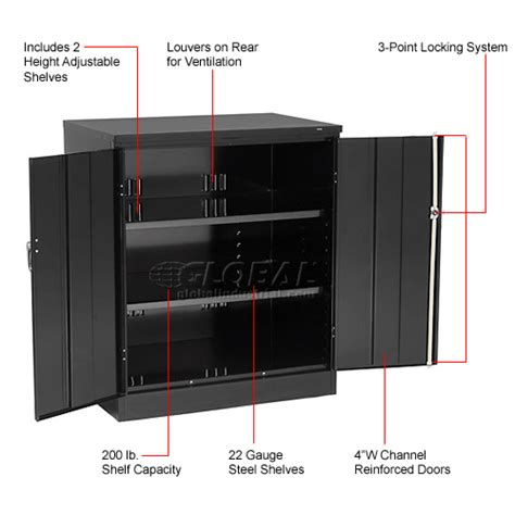 cabinets wall mount counter height tennsco counter