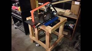 Beaumont Kmg Grinder Vertical  Horizontal Stand Build