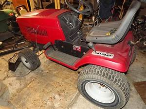 Need Help Identifying This Huskee Mower