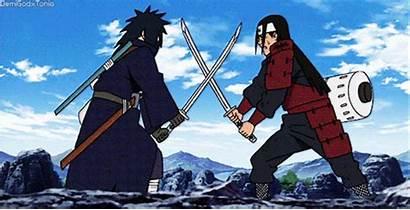 Madara Hashirama Vs Kid Naruto Senju Uchiha