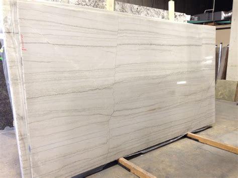 white macaubus quartzite kitchen countertops nashville