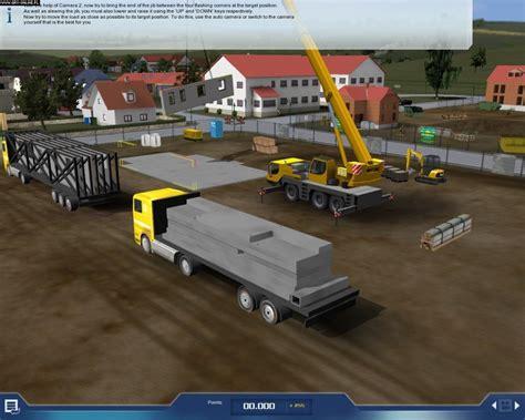 Crane Simulator 2009