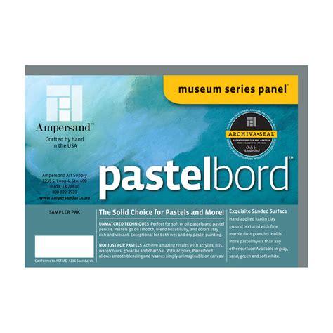 buy ampersand pastelbord asst    pk