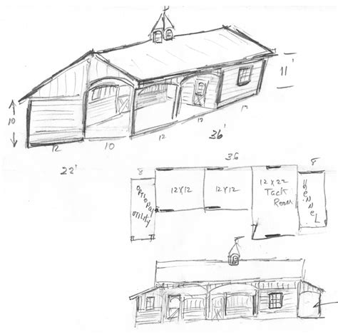 shed row barn building plans sharing seksi