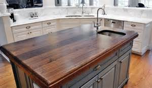 drop leaf kitchen island how to choose a wood countertop for your kitchen