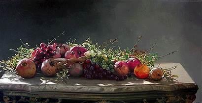 Pomegranates Vlachos Demetrios Basket Painting Doors αποθηκεύτηκε