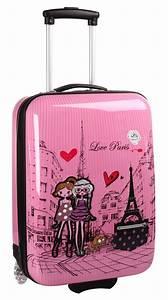 Valise Enfant Fille : valise cabine fille valise rigide 70 cm pas cher equerida ~ Teatrodelosmanantiales.com Idées de Décoration