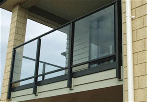 Framed Glass Balustrade   Juralco Balustrade Systems NZ