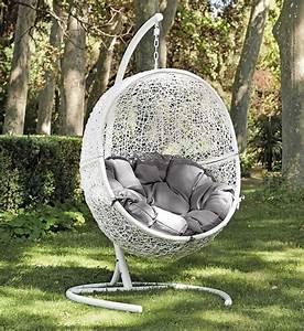 Fauteuil Suspendu Maison Du Monde : salon de jardin plein d 39 id es pour faire le bon choix ~ Premium-room.com Idées de Décoration