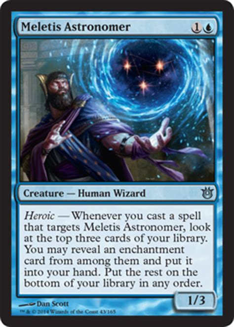 bng meletis astronomer new card discussion the