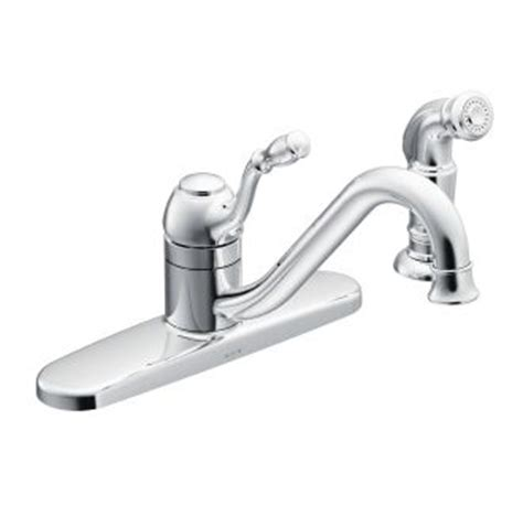 Moen Lindley Faucet Low Water Pressure by Faucet Ca87009 In Chrome By Moen