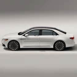 2017 Lincoln Continental Colors