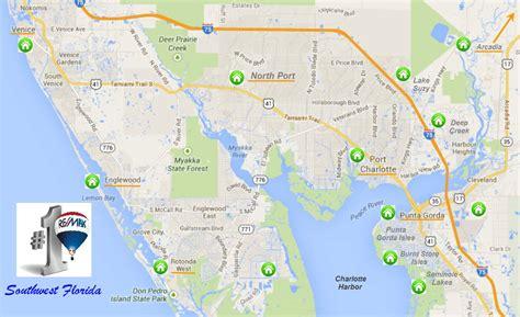Street Map Port Charlotte Florida.Street Map Port Charlotte Florida